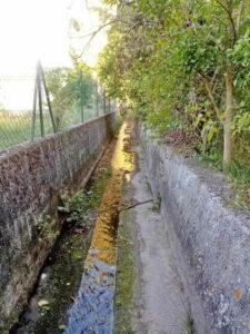 Mairie de Besse sur issole - Nettoyage des canaux (1)