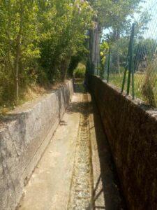 Mairie de Besse sur issole - Nettoyage des canaux (12)