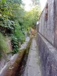 Mairie de Besse sur issole - Nettoyage des canaux (13)