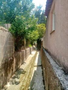 Mairie de Besse sur issole - Nettoyage des canaux (14)