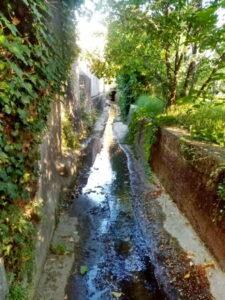Mairie de Besse sur issole - Nettoyage des canaux (5)