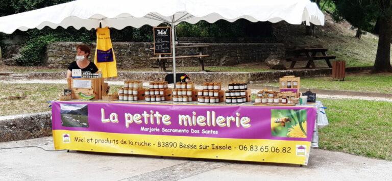 Marché producteurs Besse sur Issole (10)