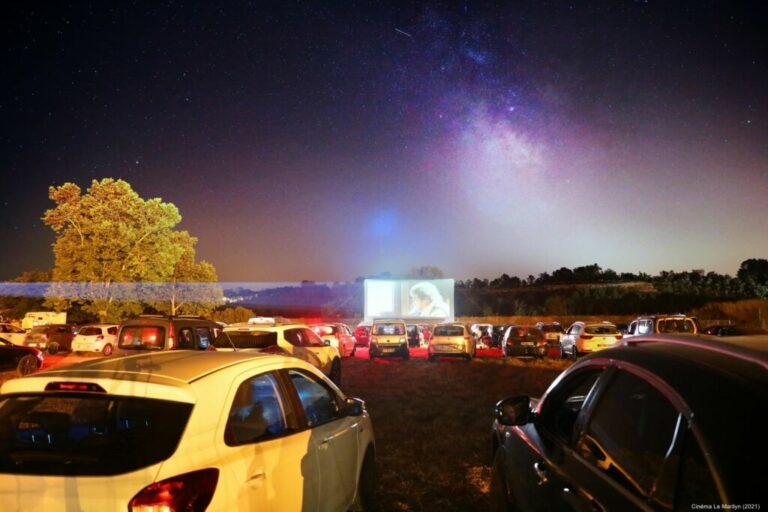 Drive In Cinéma Le Marylin Besse sur Issole