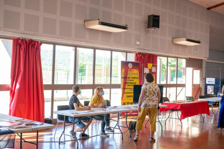 Forum des associations Besse sur issole